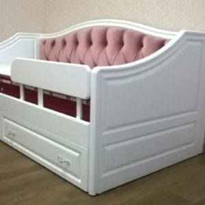 Кровать детская из дерева на заказ
