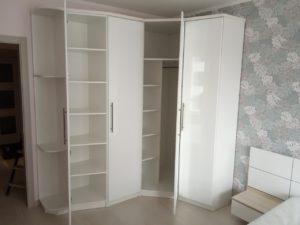 Шкафы на заказ на myhomesales.ru