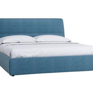 Купить кровать с мягкой спинкой